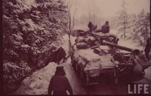Bastogne 1944 par George Silk