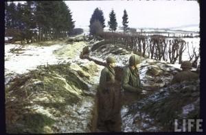 ligne de front us 20 decembre 1944 ardennes