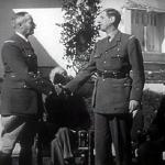 De Gaulle face au general Giraud