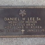 2nd Lt Daniel W Lee –  Troop A – HQ Platoon – 117th Cavalry Reconnaissance Squadron