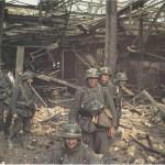 Lettre du front – Division SS Wallonie lors de l'invasion de l'Union Sovétique 1941