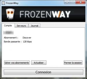 FrozenWay Starter