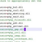Activer CURL sur Wamp ou Xampp