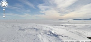 google en antarctique