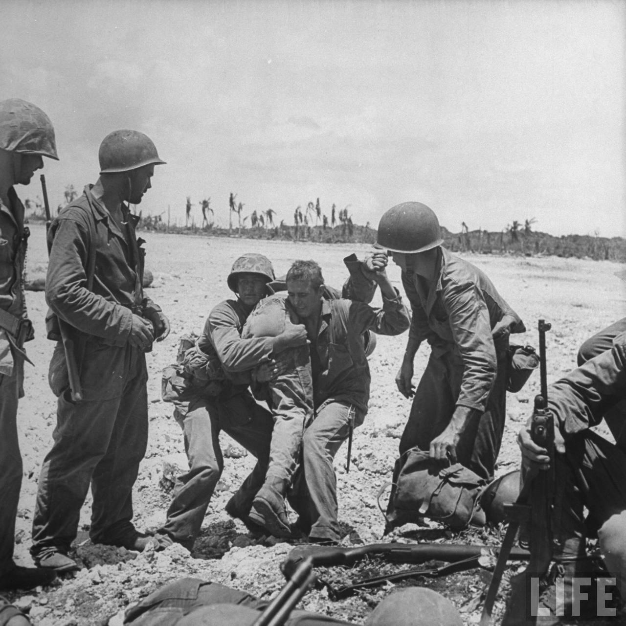 Diaporama Photo Bataille de Guam en 1944   Laintimes
