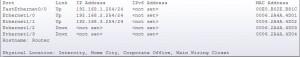 routage protocle rip configuration routeur