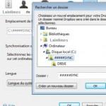 Sauvegarder des fichiers cryptés dans le CLOUD