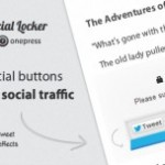 Comment contourner social locker for jquery  ?