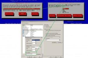 vmware affectation carte reseau ipcop