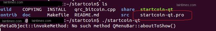 fichier qt dot pro wallet ubuntu