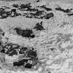 Massacre de Malmedy ( Baugnez ) – Bataille des Ardennes Decembre 1944