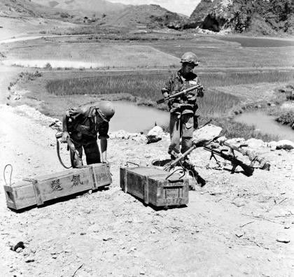 Guerre Indochine –  17 Juillet 1953 Opération «Hirondelle» Partie 1
