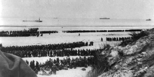 l'évacuation de Dunkerque – Opération Dynamo