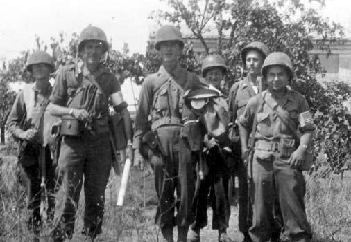 L'histoire du 83rd Chemical Mortar Battalion