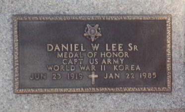 2nd Lt Daniel W Lee –  Troop A – HQ Platoon – 117th Cavalry Reconnaissance Squadron