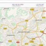 Cartographie collaborative de la vidéo Surveillance en France