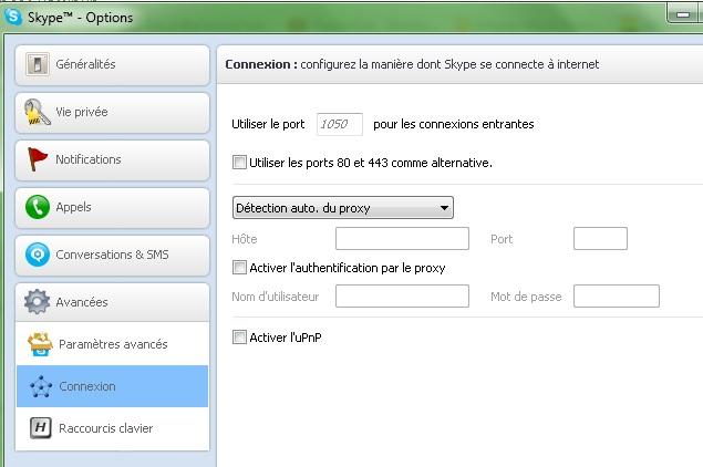 Modifier Port 80 pour faire tourner Skype et Wamp