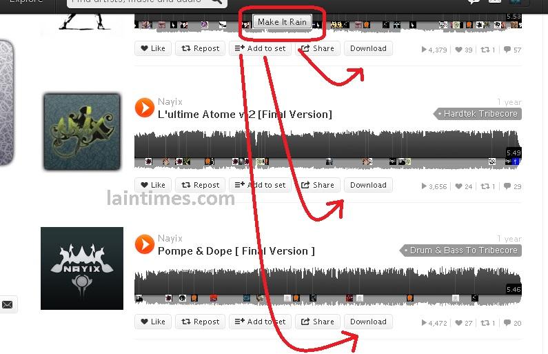 Telecharger la musique SoundCloud